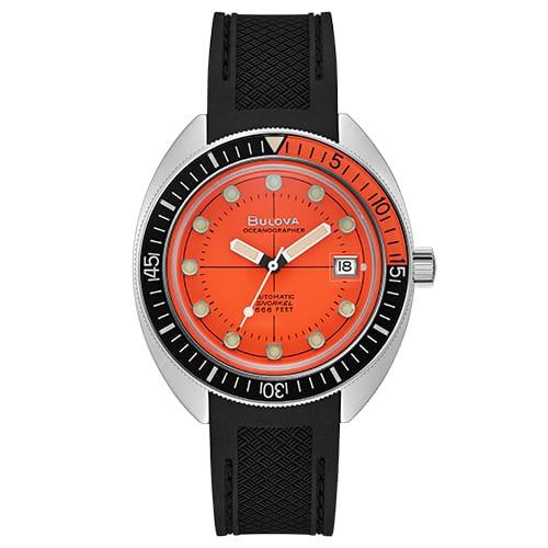 "96B350 Archives Series Oceanographer ""Devil Diver"""